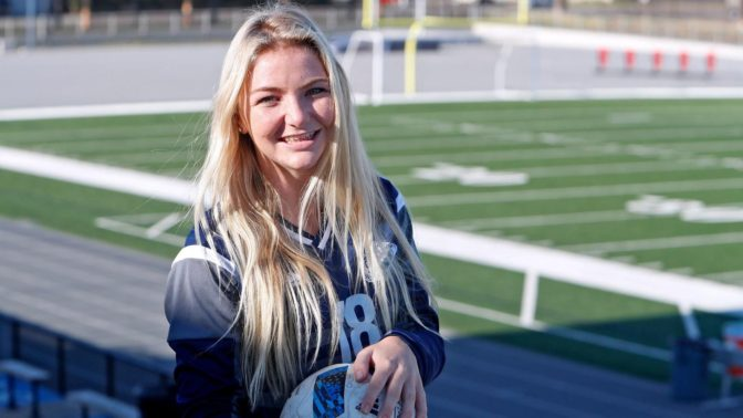 Daily Pilot High School Female Athlete of the Week