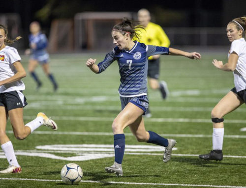 Daily Pilot: Newport Harbor girls' soccer blanks Mission Viejo 1-0 to open CIF Division 1 playoffs