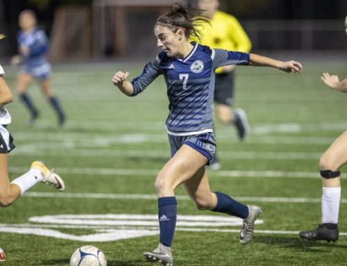 Newport Harbor's Emily Johnson, Sadie Pitchess share Wave League girls' soccer MVP